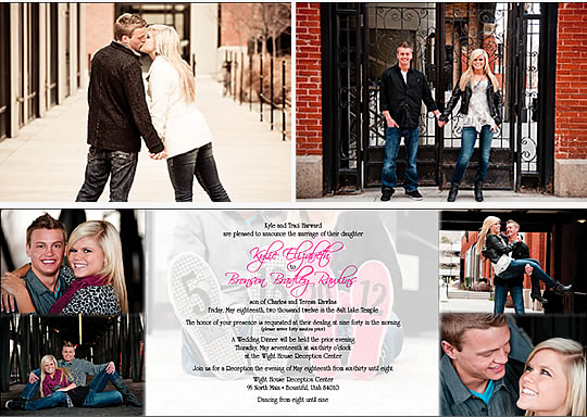 Wedding Announcement Printing